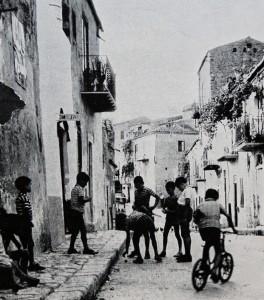 Campofranco, 1962 (ph. Anfosso).