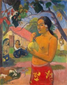 Ea haere la oe, 1893, Paul Gauguin.