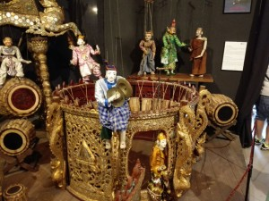 Museo internazionale delle marionette, Palermo