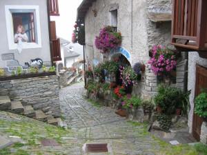Usseaux in Val Chisone