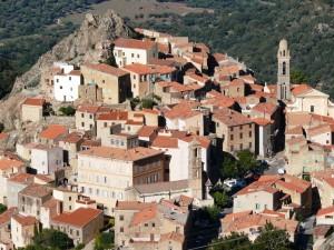 .Speloncato in Balagne, Corsica