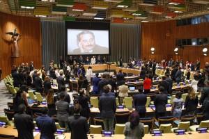 Assemblea Generale ONU, Dibattito sul crimine organizzato, giugno 2017