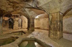 Bagno-rituale-ebraico-mikvah-VI-sec.-Siracusa