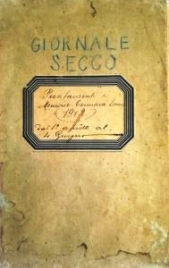 Diario 1912