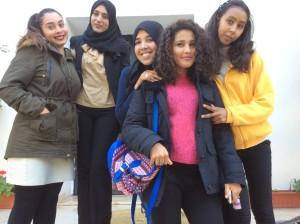 Istituto Italiano di Cultura – Tunisi, 21 febbraio 2017 studentesse del Corso di Laurea in Lingua e Cultura Italiana