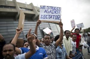 Contro la dittatura in Eritrea