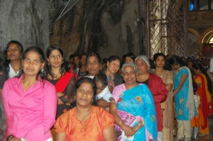 Tamil a Monte Pellegrino presso il santuario di s. Rosalia, Palermo.
