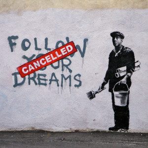 Bansky, New York.