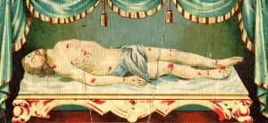 Gesù morto (coll. Giacobello)