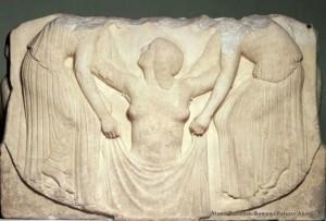 -Emersione-di-Core-Afrodite-dal-bagno-mitico-rituale-Trono-Ludovisi.