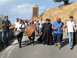 San Lorenzo, processione della Madonna della Cappella, 2017 (ph. América Liuzzo).