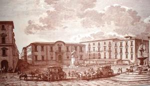 Il centro di Messina, inc. sec. XVIII