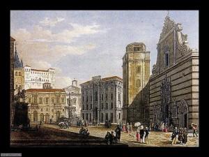 Messina, antica stampa