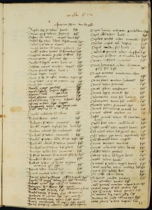 Somniale Danielis. Firenze, Biblioteca Riccardiana, cod. 859 c.52r. © Biblioteca Riccardiana.