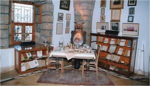 -Particolare-Museo-Rihani-in-Libano