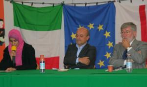 Tavola rotonda a Bologna con Cofferati, presso Annassim (@Archivio Zonarelli)