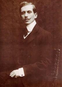 Ignazio Florio jr. (1869-1957).