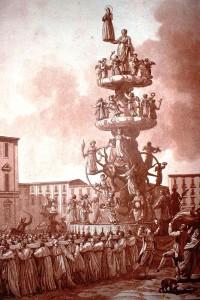 La vara di Messina, inc. sec. XVIII.