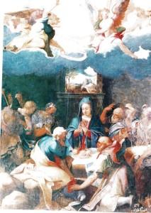Ignoto pittore seconda metà sec. XVI, Galleria Regionale, Palermo.