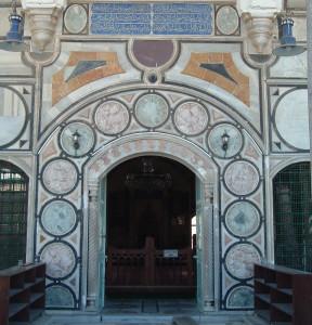 """San Giovanni d'Acri (Akko) in Israele. Monumentalità interna della moschea El-Jazzar chiamata in arabo """"Jama El Basha"""". (ph. O. Niglio 2008)"""