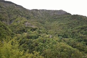 Il borgo di Chiapporato, nel comune di Camugnano (BO), in prossimità del confine con la Toscana (ph. Bertinotti)