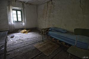 Chiapporato, interno di casa (ph. Bertinotti).