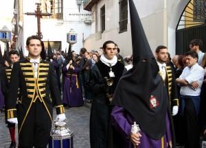 Nazarenosdella Sagrada Mortaja (ph. Burgaretta)