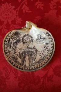 San Domenico, bottega trapanese, metà sec. xix.