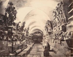 Catacombe dei Cappuccini di Palermo, 1889