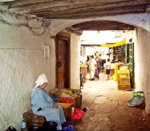 Medina di Tetuán. Marocco (© Olimpia Niglio, 2009).