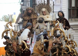 Il paso della Sagrada Mortaja (ph. Burgaretta)