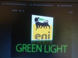 Logo ENI Green