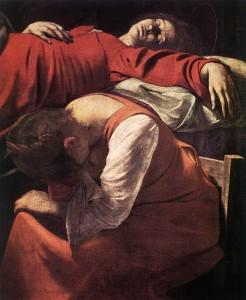 La-morte-della-Vergine-part.-Caravaggio-1605