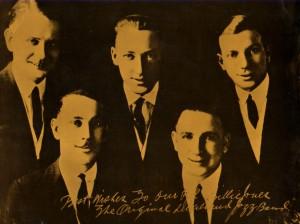 Il Gruppo di Nick La Rocca Primi 900.