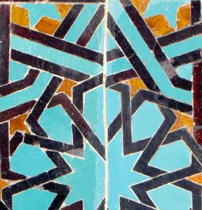 Stelle, Museo dell'arte islamica. Pergamonmuseum, Berlino (ph.Pierantoni).