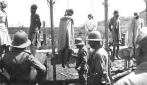 Stragi di etiopi durante l'occupazione italiana, 1935