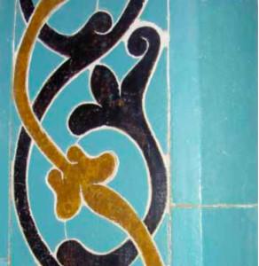 Motivi, Museo dell'arte islamica. Pergamonmuseum, Berlino (ph.Pierantoni).