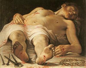 Salma di Cristo, Annibale Caracci, 1583.