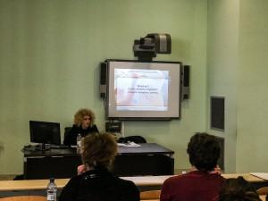 La presentazione del workshop a Catania