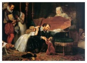 Rubens-piange-la-moglie-Van-Dick-1620-ca