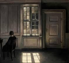 -Interior-1910-V.-Hammershoi.
