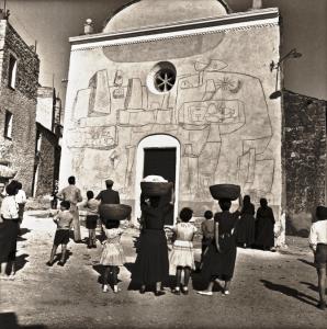 Orani, 1958, chiesa di Sa Itria