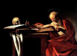 San-Gerolamo-Caravaggio-1605
