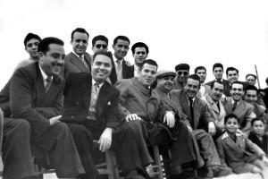 sugli-spalti-dello-stadio-anni-50