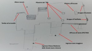 Pianta-della-Cripta-di-Santa-Cristina-Carpignano-Salentino-–-Le