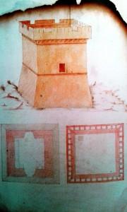 .Camillo Camiliani, Progetto di Torre Cuadara (fine '500, primi del '600).