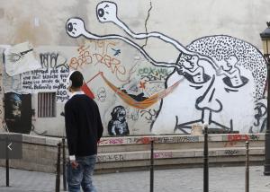 Street Art, Parigi