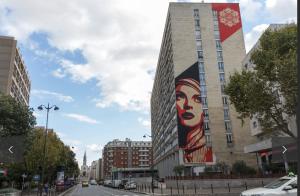 Street Art, Parigi.