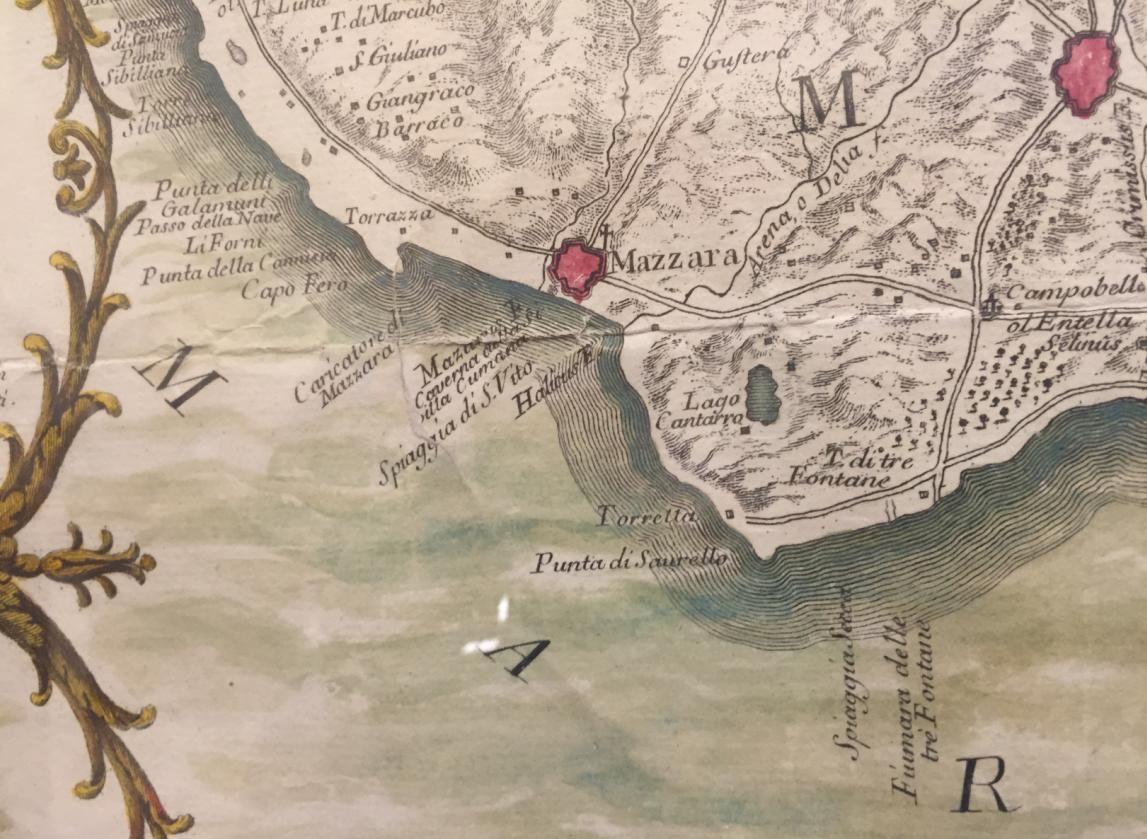 I toponimi e la memoria dei luoghi di tonnare e di altro dialoghi g battista ghisi carta della sicilia part 1779 thecheapjerseys Choice Image