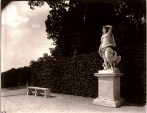 Giardini, Parigi, ph. Atget